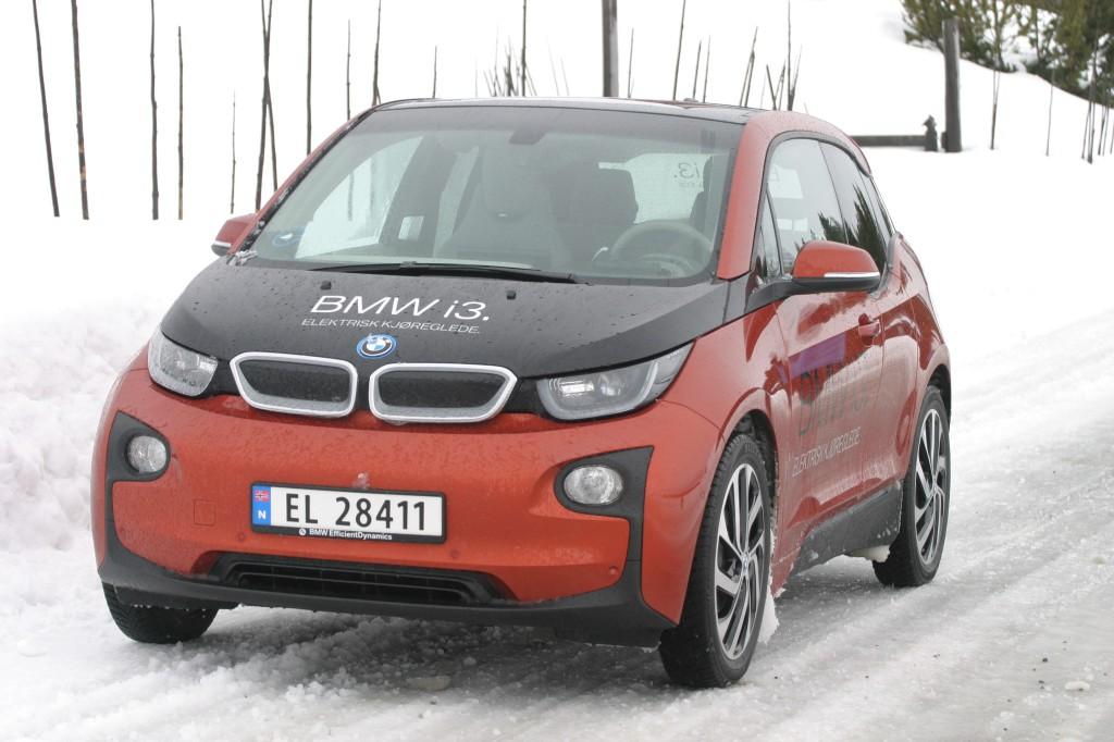 BMW i3-8