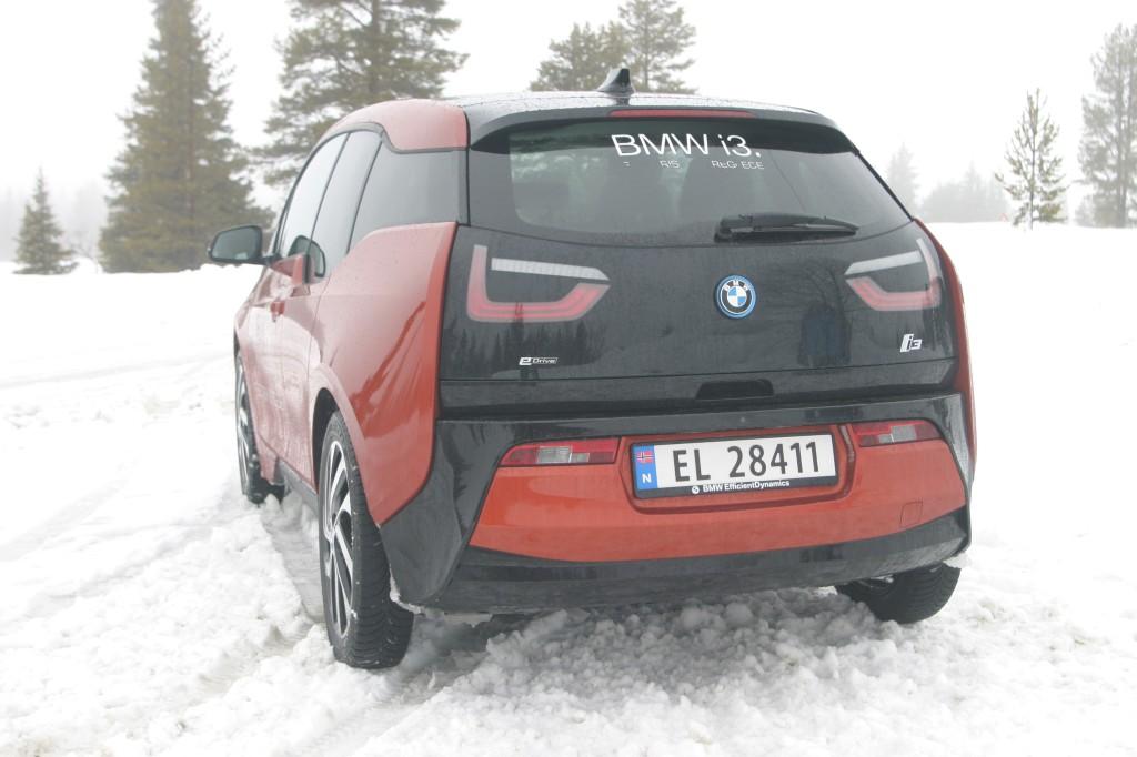 BMW i3-9