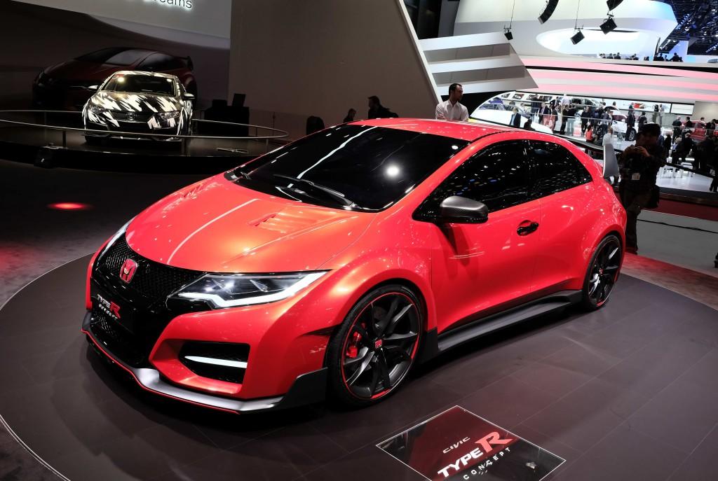 Honda Civic Type R Concept-2
