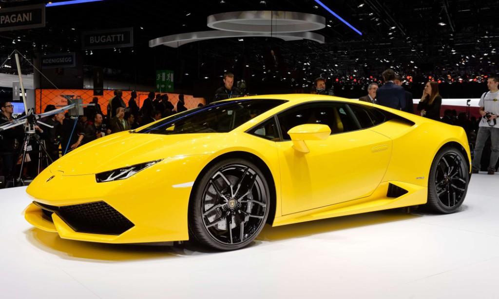 LH Lamborghini Huracan