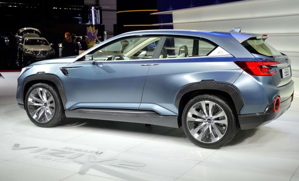 Subaru VZIV2 Concept